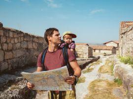 Лайфхаки для путешественников с детьми